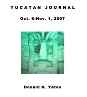 yucatan journal cover