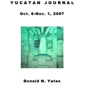 yucatan journal cover