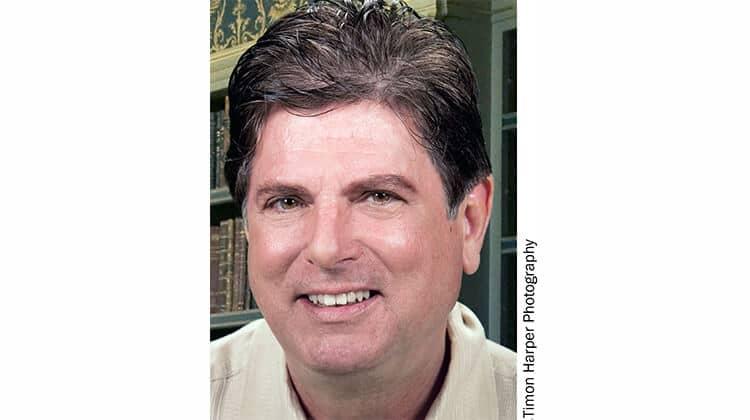 Donald Yates Portrait