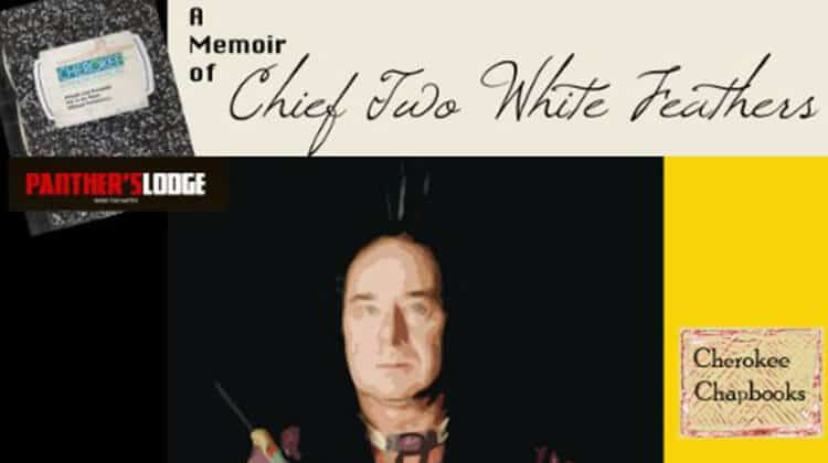Memoir of chief two white feathers audiobook