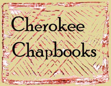 Cherokee Chapbooks
