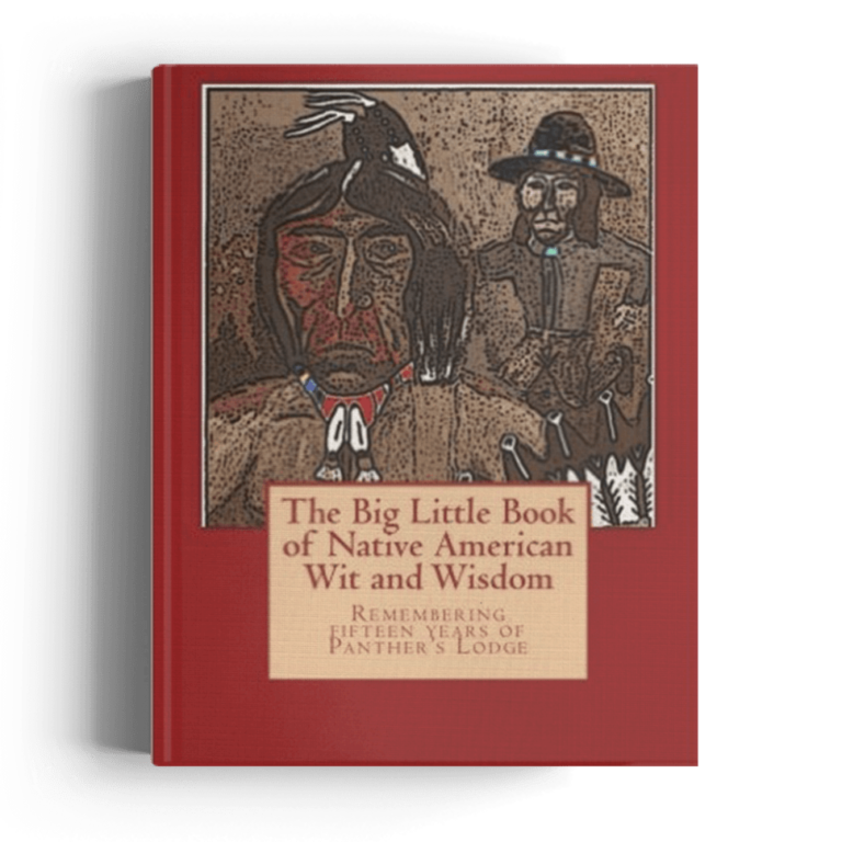 The Big Little Book of Native American