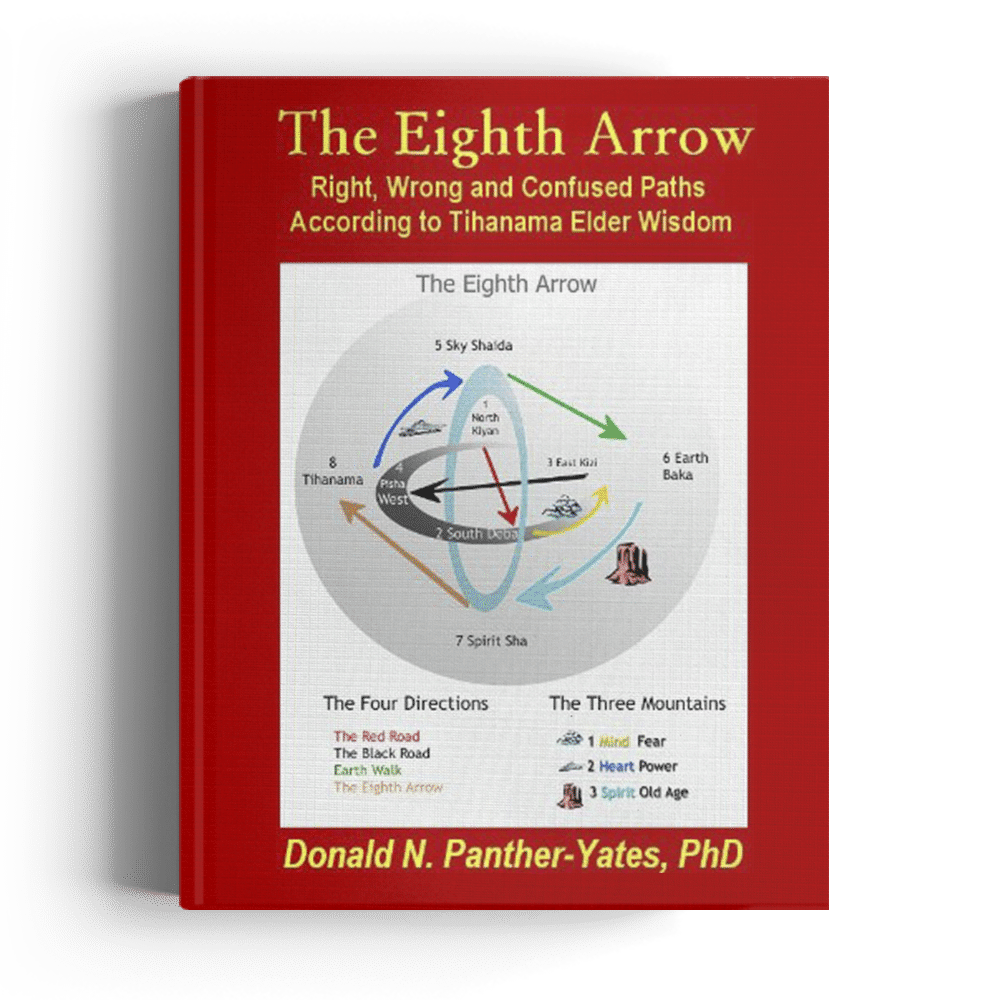 THE EIGHTH ARROW: Right, Wrong and Confused Paths According to Tihanama Elder Wisdom (Kindle Edition)