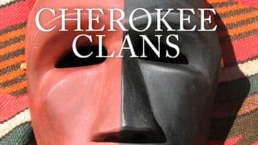 cherokee clans
