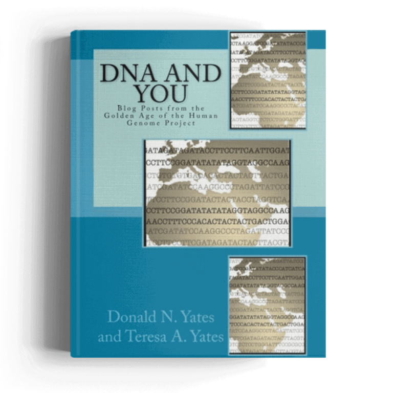dna and you golde age human genome project