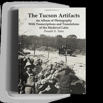 The tucson artifacts donald yates