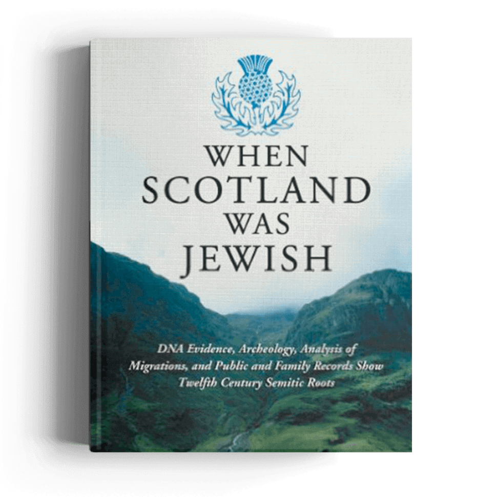 When Scotland Was Jewish